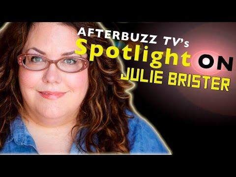 Julie Brister Interview | AfterBuzz TV's Spotlight On