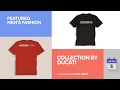 Collection By Ducati Featured Men's Fashion
