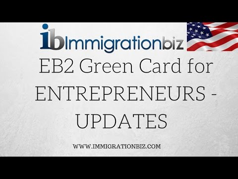EB2 Green Card National Interest Waiver | The Matter of Dhanasar