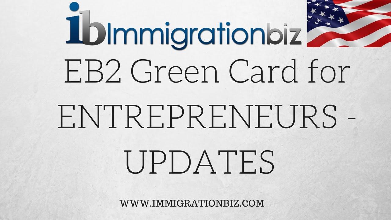 EB2 Green Card National Interest Waiver   The Matter of Dhanasar   Green  Card for Entrepreneurs