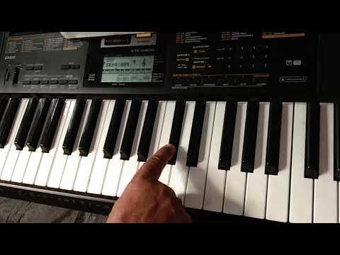Deewana Hua Badal | Kashmir Ki Kali | Piano Tutorial | Harmonium / Keyboard Tutorial