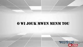 Jouk Mwen Menm Tou by Salomon Lira & Cover by Sabine Lira & Herby Frontal