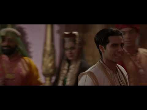 Aladdin (2019) Dancing With Jasmine . 720 Hd , Танец Аладдина с принцессой Жасмин