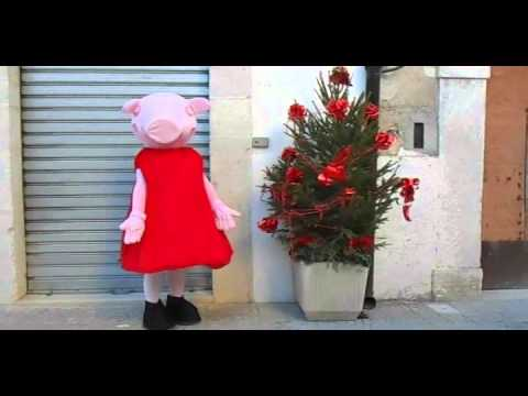 Peppa pig Ortese-Canzone di Natale(by Tina)Pugliese