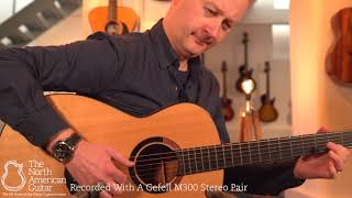 Tom Sands OO Acoustic Guitar, Played By Stuart Ryan (Part Three)