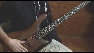 「シャルル」をベースで弾いてみた 熊吉郎