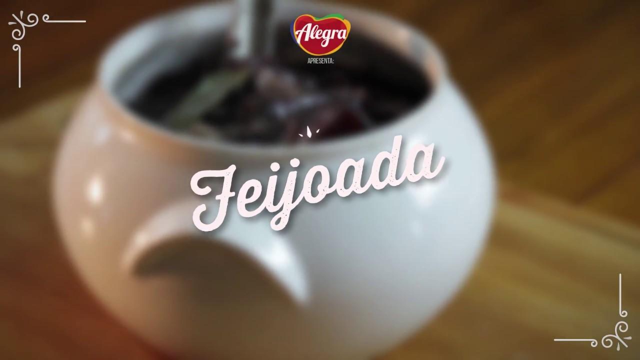 Feijoada com Alegra - Alegra Foods