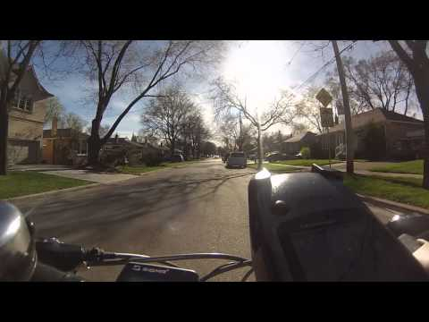 Earl Bales Park and North York. GoPro Hero 3 Silver test 2