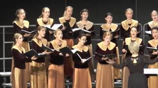 ADELI, Sergei Taneyev - FEMALE CHOIR OF KIEV GLIER INSTITUTE OF MUSIC