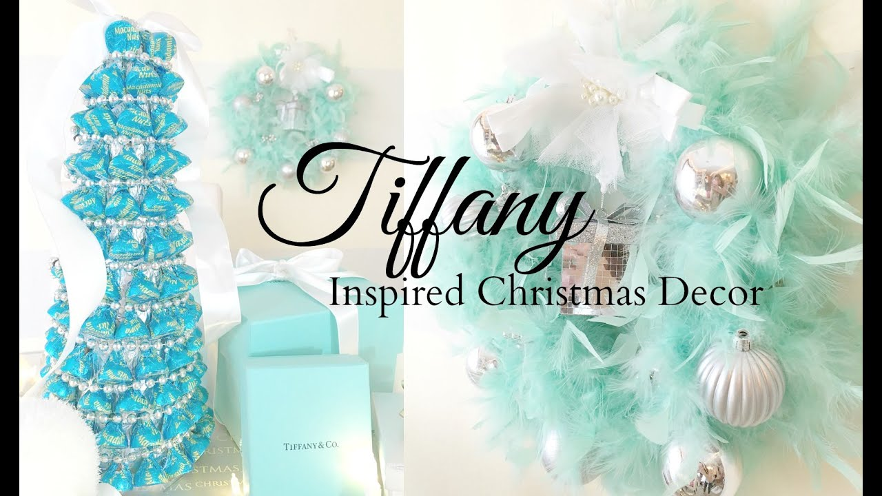 Tiffany Christmas Ornaments