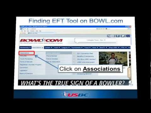 EFT (Electronic Fund Transfer) Webinar