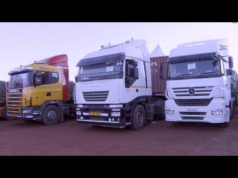 Rusumo: Umushoferi uvanye ikamyo Tanzania si we uyigeza i Kigali