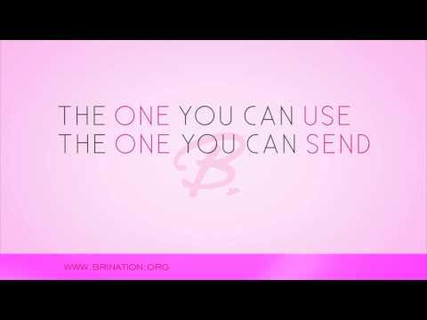 Bri (Briana Babineaux) -  I'll Be The One (Lyric Video)
