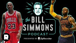 Jordan's Greatness & the Winter Olympics With House & JackO | The Bill Simmons Podcast | The Ringer