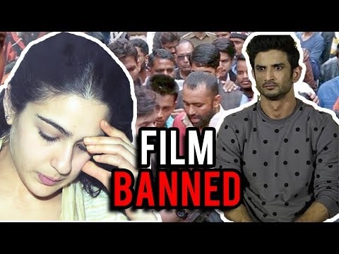 Sara Ali Khan And Sushant Singh Rajput's Kedarnath Lands In Trouble Again