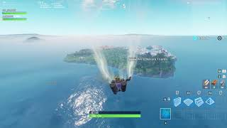 Fortnite: how to get to the royal battle island in creative mode