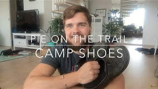 Camp Shoes for the Appalachian Trail