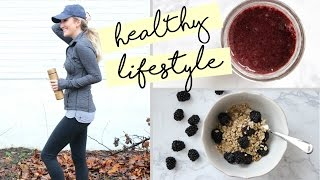 HOW TO START A HEALTHY LIFESTYLE | Creating Balance in 2017! thumbnail