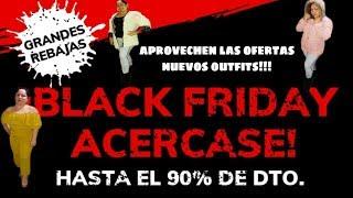 Black friday en she in!!! Aprovechen las ofertas!!