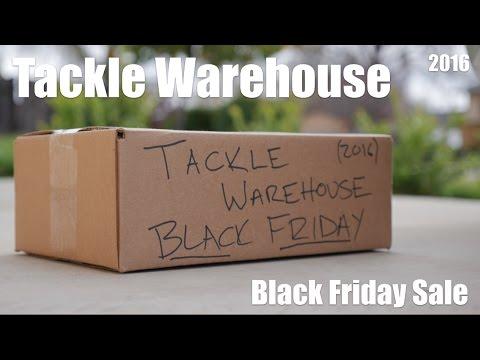 Tackle Warehouse Order- Black Friday Sale (2016)