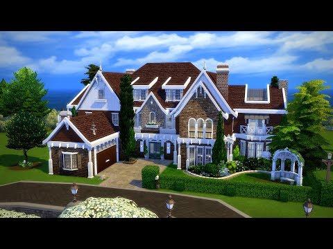 The Sims 4    Speed Build    Lakeland Drive thumbnail
