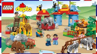 LEGO DUPLO 5635 big city zoo…