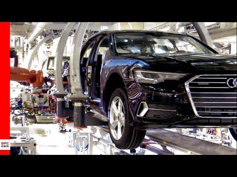 Neckarsulm Audi Factory