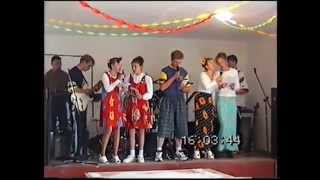 DOŻYNKI 1998r. POPIELEWO ( Skulsk )