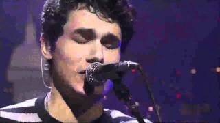 Dreaming With A Broken Heart - John Mayer (Live in PBS)