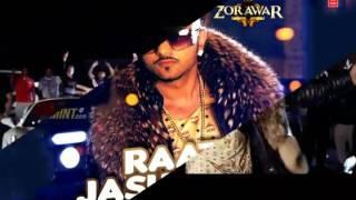 Raat Jashan Di Rap Only | ZORAWAR | Yo Yo Honey Singh, Jasmine Sandlas, Baani J