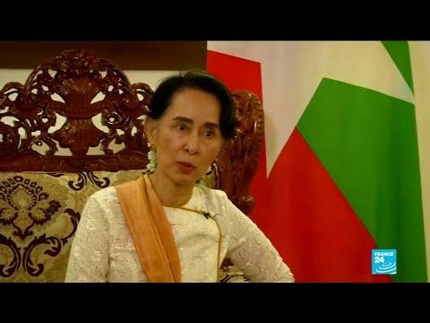 Coup d'Etat en Birmanie : qui est Aung San Suu Kyi ?