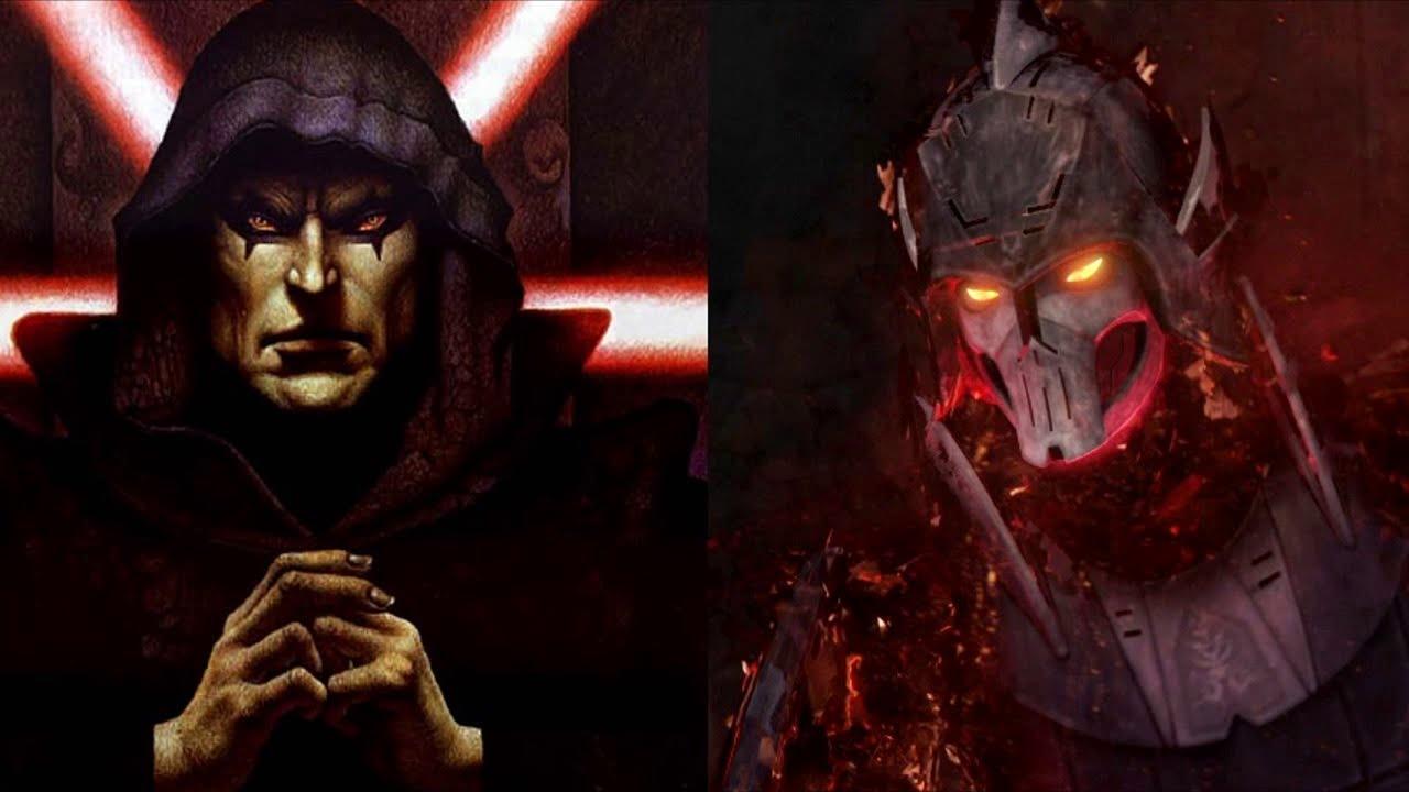 Resultado de imagem para Darth bane