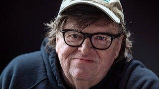 Michael Moore aims to 'expose' Donald Trump in 'Fahrenheit 11/9'