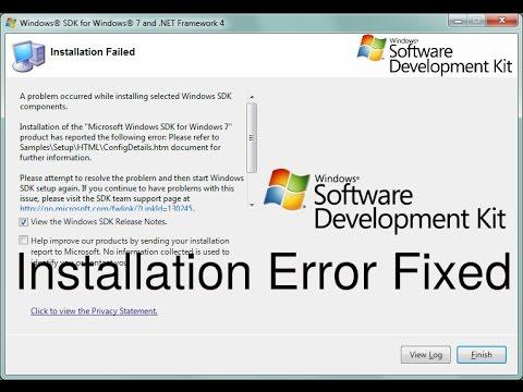 Download windows installer 4. 5 sdk for xp sp3 and vista sp1.