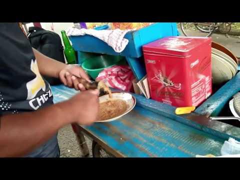 Cara Buat Ketoprak Versi Abang Jualan Ketoprak - Very Delicious Indonesian Traditional FOOD