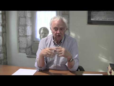 Interview with Prof. Vithoulkas - Greece 2015 (CZ titulky)