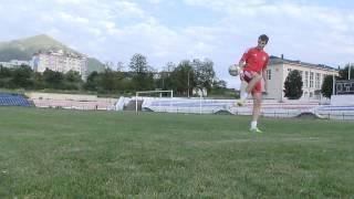 Skills и разминка)