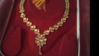 Handmade Diy necklace | Trendy & Stylish kundan Necklace | Designer Necklace Making