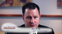 Tax Defense Network: Meet Ben Bray