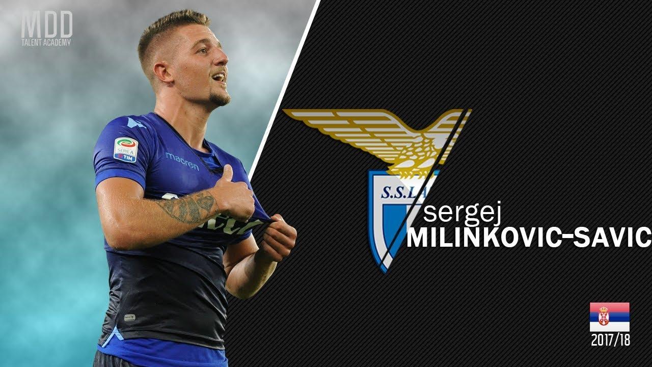 Sergej milinkovic savic s s lazio goals skills for Sergej milinkovic savic squadre attuali