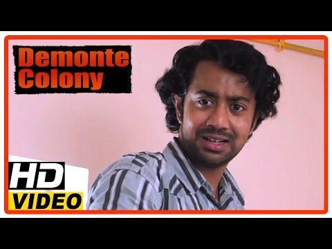 Demonte Colony Tamil Movie | Scenes | Abhishek Joseph Doing Electic Works In A Flat | Arulnithi