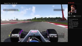 F1 2017 S2 US GP Practice/Qualifying