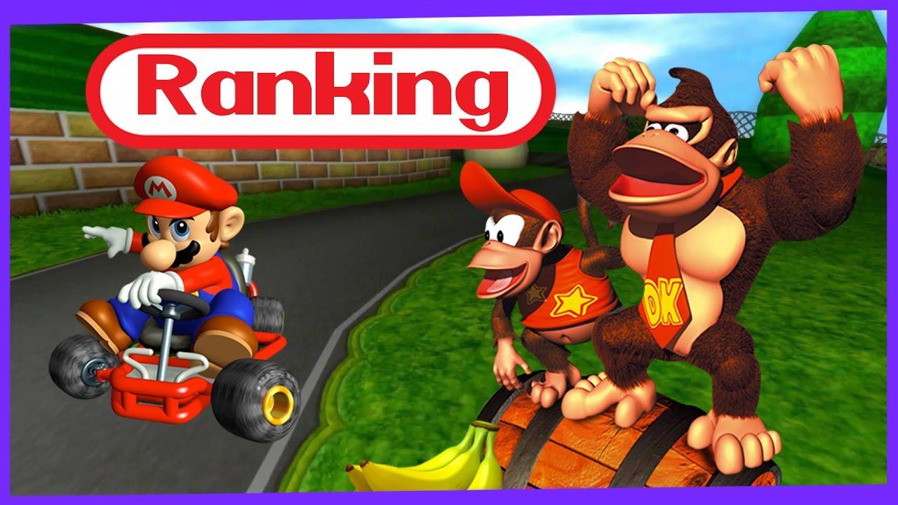 Los 5 Mejores Juegos De Nintendo Youtube