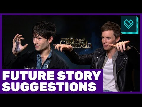 What the Fantastic Beasts Cast Wants to Happen in the Franchise