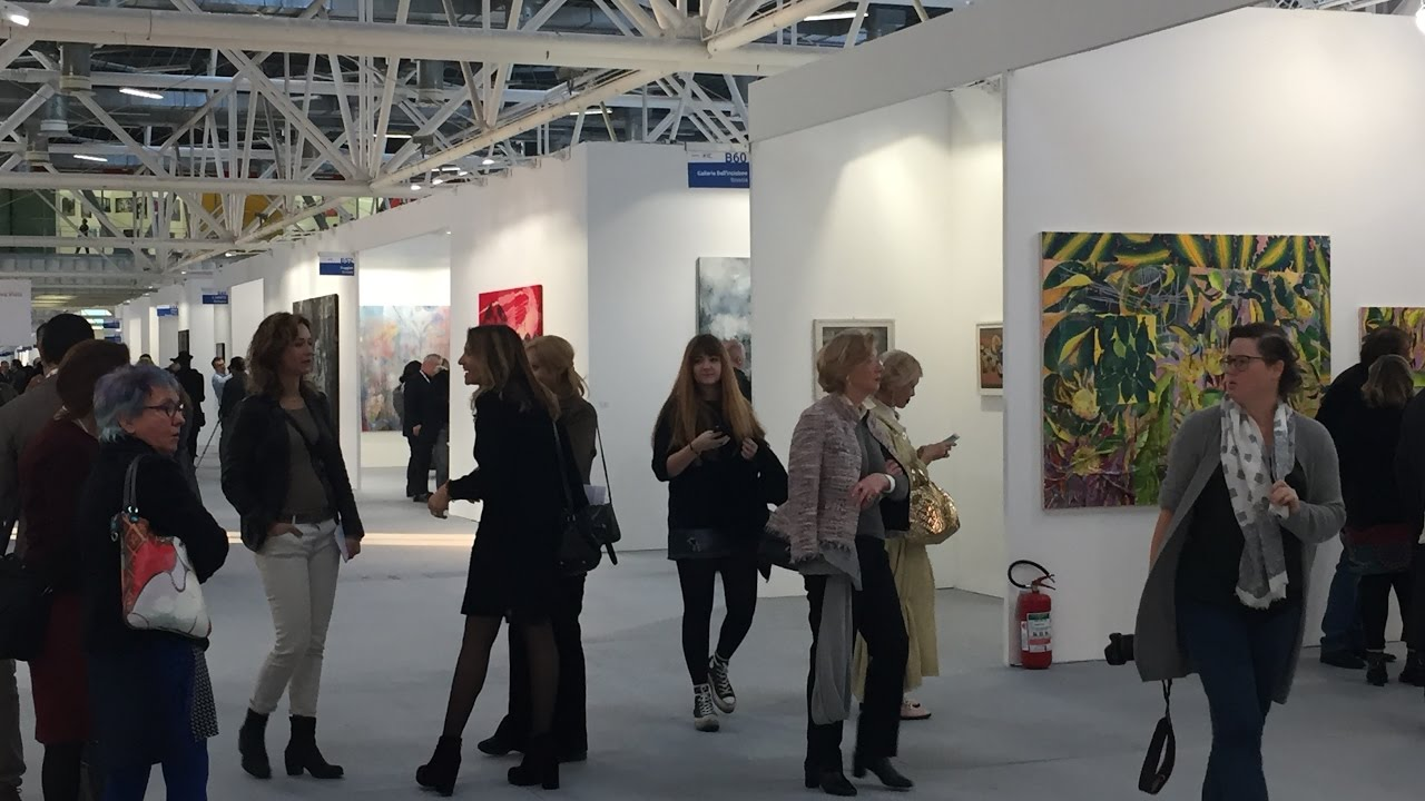 Arte fiera bologna 2017 youtube for Fiera edilizia bologna 2017