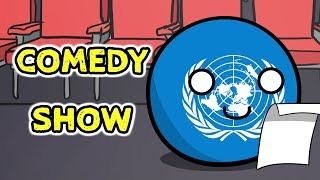 Download UN Comedy Show - Countryballs Mp3 and Videos
