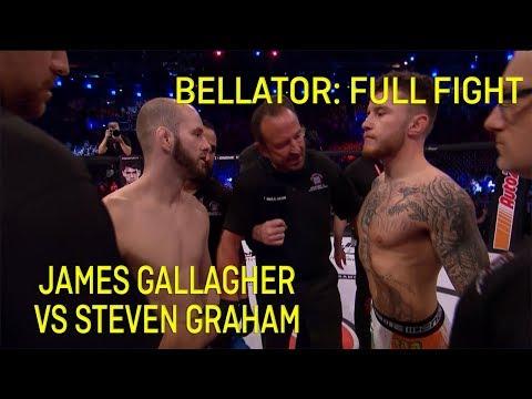 Bellator 217: James Gallagher Vs Steven Graham | Full Fight