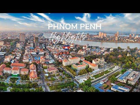 CAMBODIA: Phnom Penh Highlights 🎥 Cinematic Movie iPhone 6