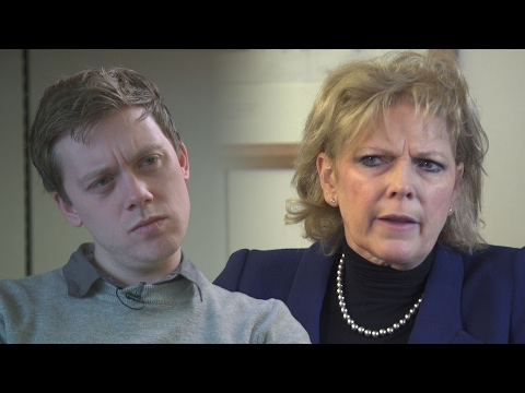Owen Jones meets Anna Soubry | 'I'll never forgive Boris Joh