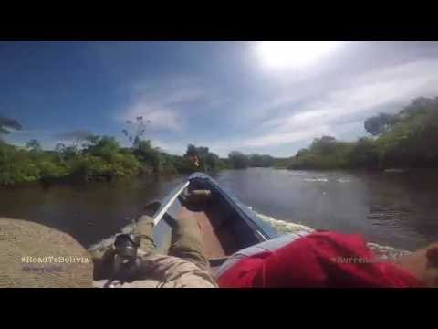 Bolivia On Tour, Rurrenabaque GoPro Hero 4 ( 1080 HD)
